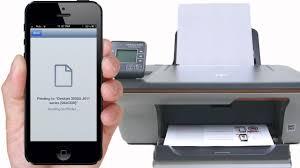 How to Print to ANY Printer from iPhone iPod iPad via Windows