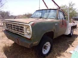 100 1975 Dodge Truck Power Wagon For Sale ClassicCarscom CC1174816