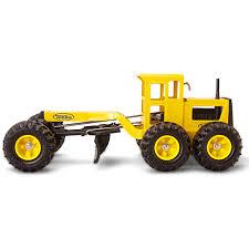 Tonka Steel Tough Grader - Shelcore - Toys