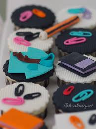 Office Theme Cupcakes