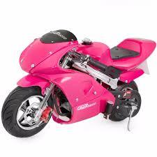 XtremepowerUS Gas Pocket Bike Motorbike Scooter 40cc Epa Engine Motorcycle