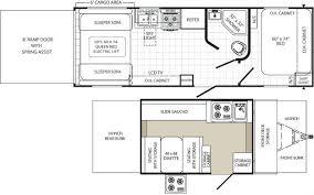 Palamino Toy Hauler Floor Plans Pop Up Campers