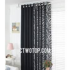 Zebra Curtain by Fancy Fabric Affordable Silver And Black Zebra Print Curtains