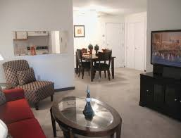 Put A Piece Of Furniture Directly In Front Pass Through To Make An Immediate Living Room Or Dining Space
