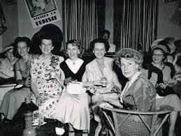 Digital Download Vintage Photo 1950s Women Being Funny