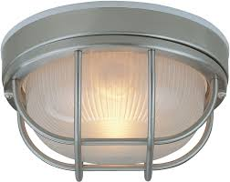 craftmade z395 56 bulkhead stainless steel outdoor large overhead
