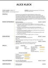 Resume Examples By Real People: Marketing Intern Resume ... Executive Resume Examples Writing Tips Ceo Cio Cto College Cover Letter Example Template Sample Of For Resume Experience Sample Caknekaptbandco A With No Work Experience Awesome Project Manager Full Guide 12 Word Cv The Best Samples For 2019 Studentjob Uk Free Professional And Customer Service Receptionist Monstercom Document Examples High School Students Little Management