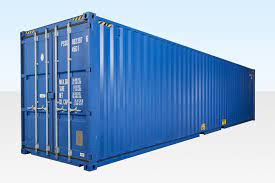 104 40 Foot Shipping Container Ft X 8ft 9ft 6 One Trip High Cube Bl