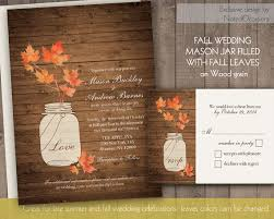 Quirky Rustic Fall Wedding Invitations C36 About Camo Images