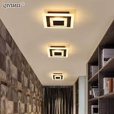 decke licht moderne led korridor le für badezimmer wohnzimmer runde platz beleuchtung hause dekorative leuchten dropshipping