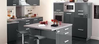 nettoyer meuble cuisine meuble de cuisine laque cuisine equipee grise laquee 5 perla modele