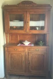 küchenschrank esszimmerschrank vitrine buffet antik