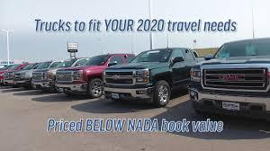 100 Nada Book Value Truck Custer Wildcats