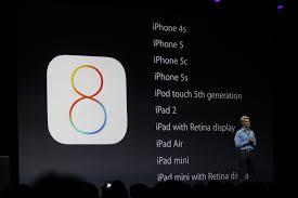 Apple WWDC 2014 Recap Apple Announces iOS 8 OS X Yosemite