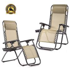 Set Of 2 Zero Gravity Chairs Patio Reclining Folding Chairs W/ Pillow Cup  Holder Old Glory Classic With White Arms Freestyle Rocker Galway Folding Chair No Etienne Lewis 10 Best Camping Chairs Reviewed That Are Lweight Portable 2019 Adventuridge Twin The Travel Leisure Air 2pack 18 Dont Ruin Your Ding Table Vibe Flip Stacking No 1 In Cumbria For Office Llbean Base Camp A Heavy Person 5 Heavyduty Options