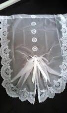rollos gardinen vorhänge im romantik stil für die küche
