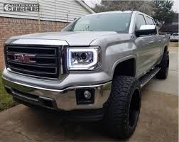2014 Gmc Sierra 1500 Xtreme Force Xf1 Rough Country Suspension Lift 6in