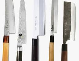 Kitchen Knives Names Japanese Chef S Knife Types Gyuto Deba Nakiri More