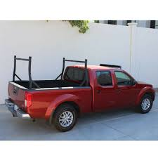 100 Truck Ladder Racks Adjustable Lumber Kayak Utility Aluminum Bed Rack
