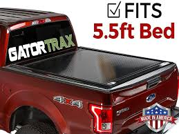 100 Truck Bed Covers Ford F150 Amazoncom GatorTrax Retractable Tonneau Cover 20152018
