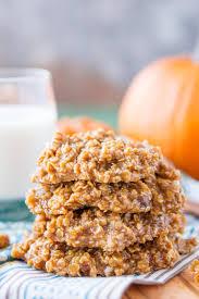 Pumpkin Spice Pudding Snickerdoodles by Easy Pumpkin No Bake Cookies Recipe Sugar U0026 Soul