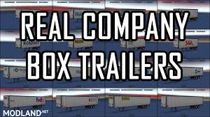 Real Company Box Trailers V1.0 Mod For American Truck Simulator, ATS American Truck Boxes Toolbox Item Dm9425 Sold August 30 Box Wraps Lettering Signarama Danbury Bouwplaatpapcraftamerican Truckkenworthk100cabovergrijs Simulator Real Flames 351 And Tesla Box Trailer Battery Boxes New Used Parts Chrome Truckboxes Alinum Heavyduty Inframe Underbody Wheel Back Mods Ats Motorcycles For Tool Scs Softwares Blog Mexico Map Expansion Will Arrive