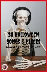 Danny Elfman This Is Halloween Download by Halloween Songs And Musicteacherresources
