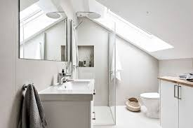 Scandinavian Bathroom Designs Rich Of Natural Vibes - SHAIROOM.COM 15 Stunning Scdinavian Bathroom Designs Youre Going To Like Design Ideas 2018 Inspirational 5 Gorgeous By Slow Studio Norway Interior Bohemian Interior You Must Know Rustic From Architectureartdesigns Inspire Tips For Creating A Scdinavianstyle Western Living Black Slate Floor With Awesome 42 Carrebianhecom