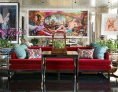 Red Living Room Ideas by 13 Ideas That Will Make You Fall In Love With A Red Sofa Orange