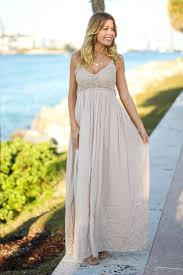 taupe lace maxi dress with open back beautiful dresses u2013 saved