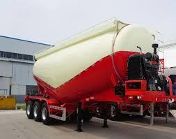 100 Bulk Truck And Transport TITAN Vehicle Air Compressor Dry Bulk Cement Transport Truck Powder