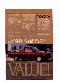 1984 Toyota Pickup Ad | Vintage Toyota Vehicle Ads | Pinterest ... Toyota Hilux Wikipedia 1984 Pickup 4x4 Low Miles Used Tacoma For Sale In Wheels Deals Where Buyer Meets Seller On Crack 84 Toyota 4x4 Truck Sr5 Short Bed Trd Motor Pkg 1 Owner The Last 28 Truck Up 22re Only 43000 Actual Cstruction Zone Photo Image Gallery Extra Cab Straight Axle Offroad Rock Crawler Rources Pictures Information And Photos Momentcar Filetoyotapickupjpg Wikimedia Commons 1985 1986 1987 1988 1989 1990 1991 1992 1993 1994 V8 Cversion Glamorous Toyota 350 Swap Autostrach