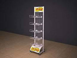 Wire Product Display Stand