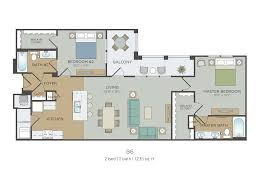 100 Blu Water Apartments House Renting Floor Plan Furniture Floor Plan