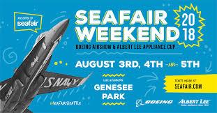 Seafair Weekend Festival