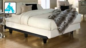 in depth embrace bed frame by knickerbocker bed company youtube