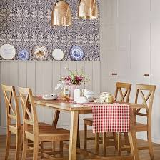 Country Dining Room Ideas Uk by Country Style Dining Room With Panelling Dining Room Decorating