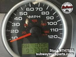 100 L And M Truck Parts Used 2004 Ford F150 54 FX4 4x4 Subway Inc