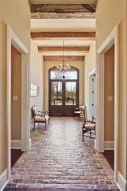 Tile Flooring Ideas For Kitchen by Best 25 Brick Tile Floor Ideas On Pinterest Brick Floor Kitchen