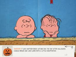 Linus Great Pumpkin Image by It U0027s The Great Pumpkin Charlie Brown Ios Not So Great U2013 The