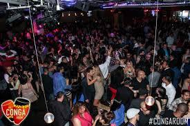 conga room downtown saturdays 2 dance rooms
