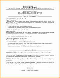 100 Truck Driver Jobs In Miami Resume For Creative Resume Ideas