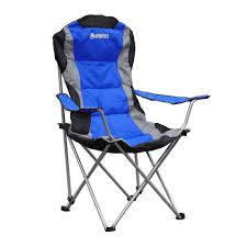 GigaTent GigaTent Outdoor Camping Chair - Lightweight, Portable Design  (Blue)