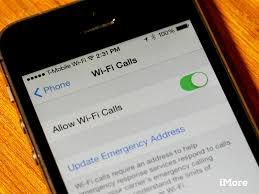 Why doesn t Wi Fi calling work on the iPhone 5