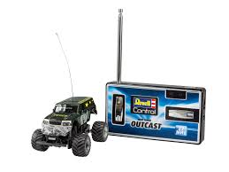 Revell | Mini RC Truck OUTCAST 118 4wd Electric Rc Truck Racing Car 24g Remote Control Rock Rampage Mt V3 15 Scale Gas Monster Remo 116 50kmh Waterproof Brushed Short About Stop Truck Stop Revell Mounty Double E 120 End 1520 12 Am 24g 6ch Alloy Dump Rc Big Best Kyosho Mad Crusher Ve Brushless Powered Blue 1 How To Make Tire Chains For Cars Tested Trucks Bulldozer Charging Rtr