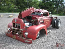 Rat Rod Trucks | ... R185 Fire Truck, Chopped, Rat Rod, Street Rod ...