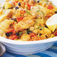 recette cuisine couscous tunisien couscous tunisien au poisson ricardo