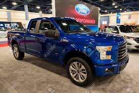 Miami, USA - September 10, 2016: Ford F150 Pickup Truck On Display ... Ford F150 Hybrid Pickup Truck In The Works Aoevolution 2017 2016 Truck 2018 Blue 0714 Pair Of Towing Mirrors Yitamotorcom 2015 First Look Trend New Led Smoke For 2004 2008 3rd Brake Light Recalls Trucks Over Dangerous Rollaway Problem Hennessey Hpe750 Supercharged Upgrade 2013 Ford Pickup Truck Quad Cab 4wd 20283 Miles Reviews And Rating Motor Miami Usa September 10 On Display