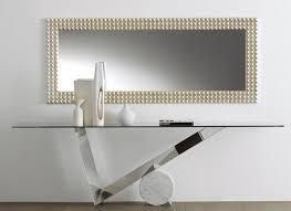 casa padrino designer konsole silber weiß verschiedene tischgrößen konsolentisch mit glasplatte moderne wohnzimmer möbel luxus kollektion