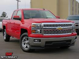 100 Used Chevy Truck For Sale 2015 Silverado 1500 LT RWD In Ada OK